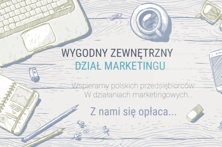 Strona Agencji Marketingowej